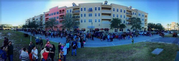 Venetian Bay Trunk or Treat Party