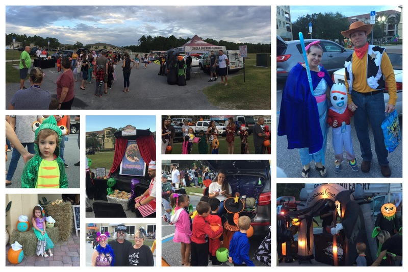 Venetian Bay Halloween Party, Trunk or Treat & Chili Cook Off Contest