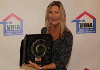 Venetian Bay Wins Grand Award
